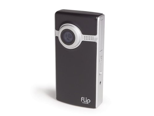 Flip Ultra Series Camcorder, 60-Minutes (Black)