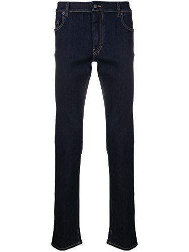 (Prada Men's Gep083s1711dwcf0008 Blue Denim Jeans)