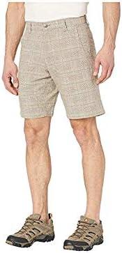 Mountain Khakis Mens Boardwalk Plaid Short Relaxed Fit