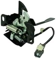 amazoncom oe replacement honda civic hood latch partslink number ho automotive