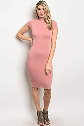 CHERIE BELLE Casual Sheath Dress For Women