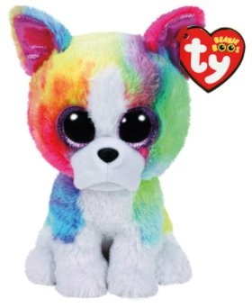 "Isla Bulldog Beanie Boo - Small 6"" - Plus Bonus Sticker"