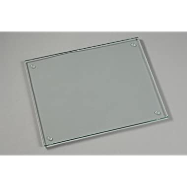 Glass Cutting Board,15 X 11-inch, Tempered Glass (15 X 11-inch)