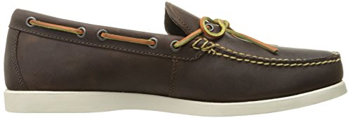 Eastland Homme Yarmouth 1955 Slip-on Mocassin Bomber Marron