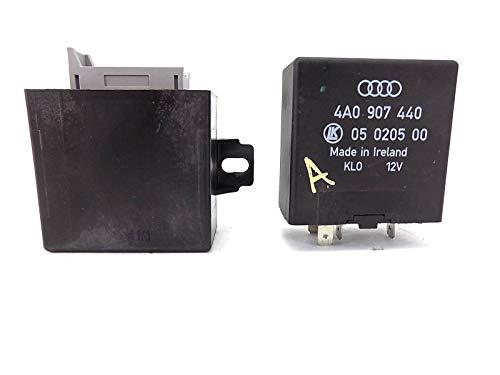 (AUTO PARTS LAB Rear View Mirror Control Module & Folding Relay OEM Audi A6 Quattro)