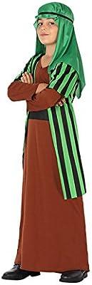 Atosa - Disfraz peregrino, niño t4: Amazon.es: Juguetes y juegos