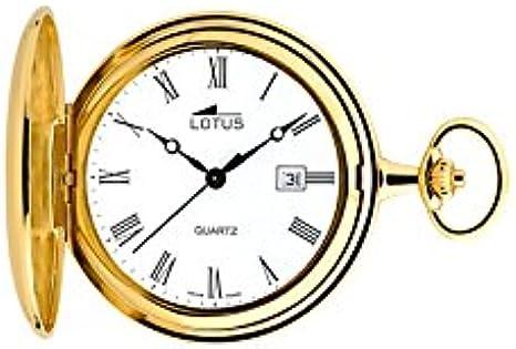 Lotus reloj de bolsillo 9016/G