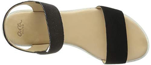 Pulsera Para Ara Durban Mujer Sandalia Con Negro 1214730 01 schwarz wxI1XIqrU