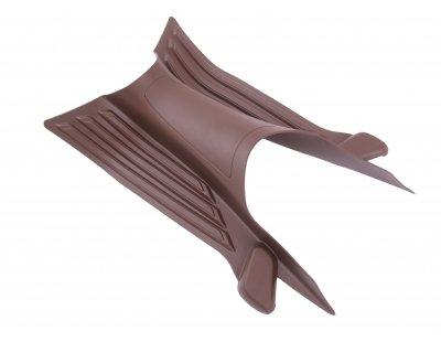 Floor Mat for Vespa Primavera Sprint Brown