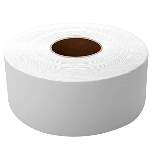 wjieyou Jumbo Roll Toiletpapier,Dikke grote toiletpapierrol huishoudelijke wegwerp papieren handdoekrol zacht veilig…