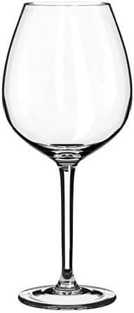Copa de vino IKEA HEDERLIG, de vidrio transparente,59cl