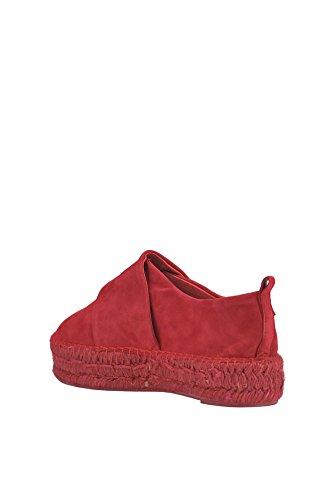 Camoscio Rosso BALEAR MANIA MCGLCAB03033E Donna Espadrilles 0gB0HqFZ