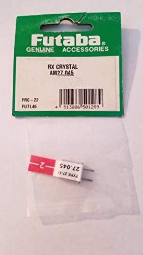Futaba RX Crystal AM CH. 2 27.045 FRC-22