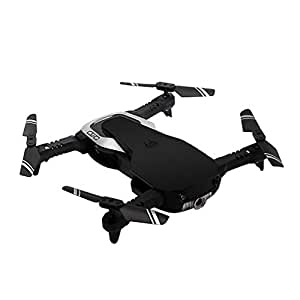 Webla - Gw-1 2.0 Mp Wifi Fpv Plegado Selfie Drone Rc Quadcopter ...