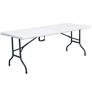 Table Blanche Pliante
