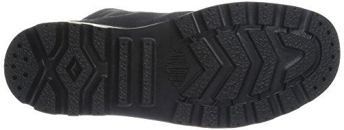 ... Palladium Spor Cuf Wplu U, Chaussure hautes à lacets mixte adulte Noir  (315 Black ... ea2dfb67fbe1