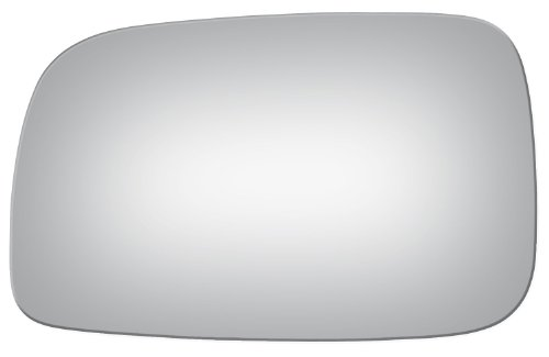 Car Driver Scion Tc (2005-2010 Scion Tc Flat, Driver Left Side Replacement Mirror Glass)