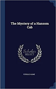 Book The Mystery of a Hansom Cab
