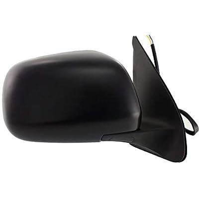 Kool-Vue TY67ER Textured Black Mirror: Automotive