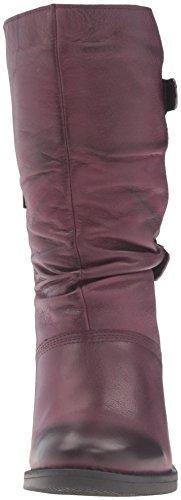 Co Schneestiefel Bos Vintage für Damen Leather Monza Bordo Freddy FBO4HUWOq