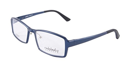 Rectangular Frame Optical Glsses Frames Solid Eyeglasses Frame 4colors- V2005 - Glsses Eye