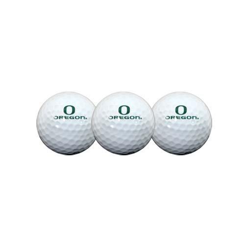 Team Effort Oregon Ducks Golf Ball 3 Pack