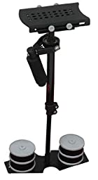 DVC 17854 DSLR Flycam Nano Professional Action Stabilizer with Arm Brace for Cameras upto 3.5-Pounds (Black)