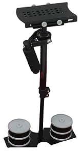 DVC 17837 DSLR Flycam Nano Camera Stabilizer with Free Quick Release (Black)