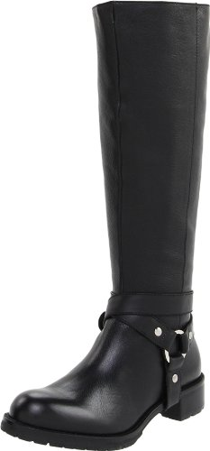 DKNY Women's Nathalia Boot,Black,7.5 M US