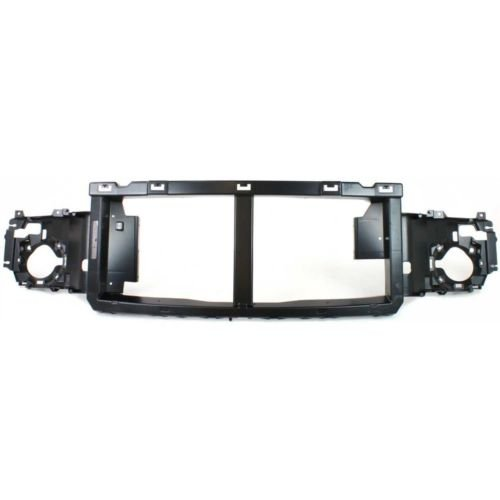 (MAPM - Bundle 05-07 Super Duty Header Panel Grille Harley Davidson Headlight 4 PCs - Partslink Number FO2502224-FO2503224-FO1220240-FO1200456 FOR 2005-2007 Ford F-250 Super Duty)