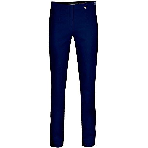 Robell Marie Slim fit Hose Kurzgröße verschiedene Farben 73cm Ich will Marie 42 blau 68