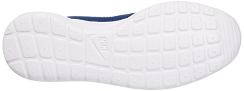 Industrial Men's NIKE Roshe White Run Blue 7nP0xFP