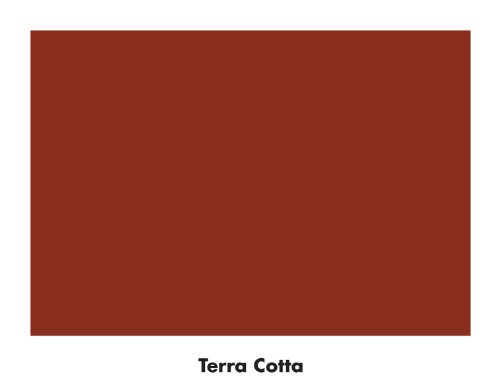 BonWay 32-211 True Color Concrete Hardener, Terra Cotta