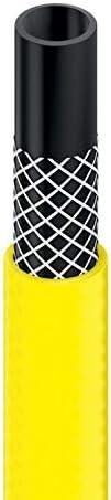 Terra 1702154100 Plus color amarillo 1,9 cm, 25 m Manguera