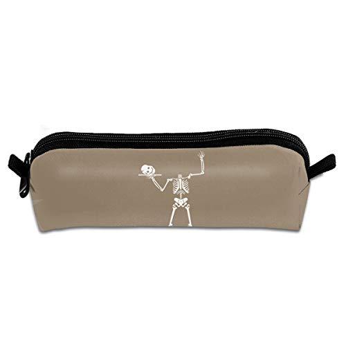 Wilkinsons Halloween Products - Lisndas Halloween Skeleton Pen Case Pouch