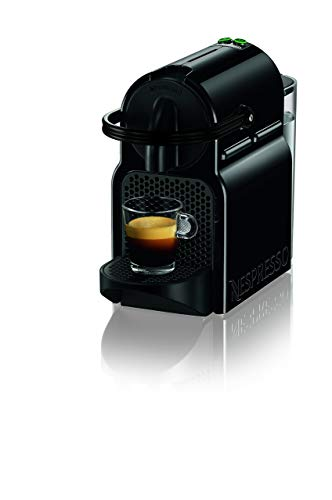 Nespresso Inissia Espresso Machine by De'Longhi, Black (Renewed)
