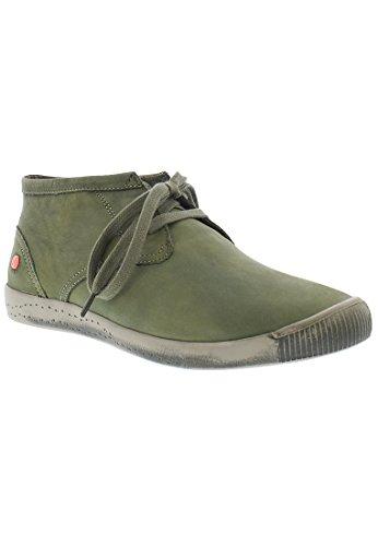 Softinos Mocassin Grün Boots Inge Women's YHrYF