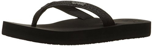 Reef Reef Star Cushion Sassy - Chanclas para mujer Negro (Schwarz (Black))