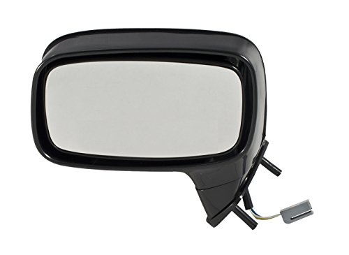 1988-1993 Mustang Convertible Power Side View Mirror Assembly - LH - Gt Side View Power Mirror