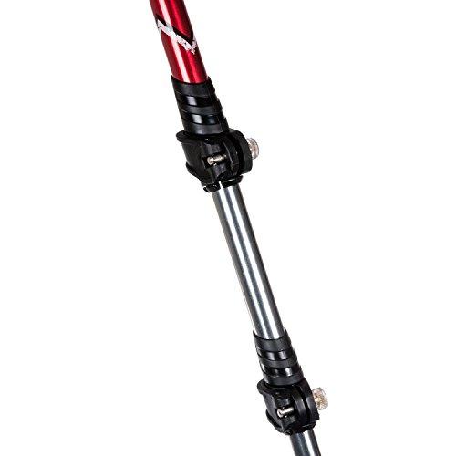 HealthPro MBC-M3710Q Aluminum Professional Trekking Pole Walking Stick (Pair)