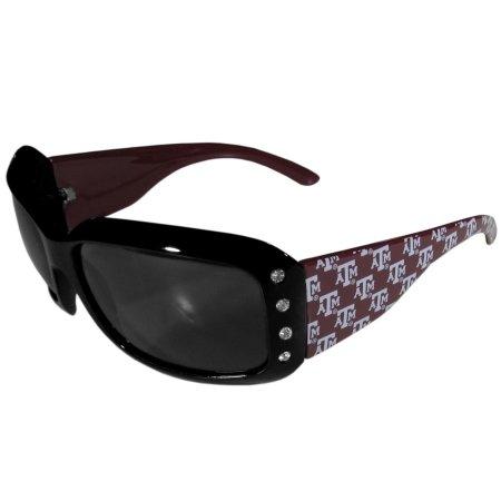 Siskiyou NCAA Texas A&M Aggies Adult Texas Aggies Designer Women's Sunglasses, Maroon