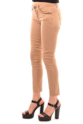 Up Liu Para Mujer Skinny Ideal Jo Vaqueros Cammello Bottom Tpwzp7