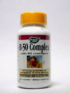 Nature's Way B-50 Complex 100 cap ( Multi-Pack) by Nature's Way