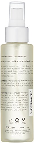 Epicuren Discovery Protein Mist Enzyme Toner, 4 Fl Oz
