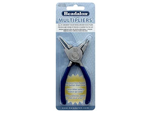 Beadalon 201C-020 MultiPliers Rnd Bent ()