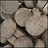 WIDGETCO 3/4'' Walnut Wood Plugs, End Grain(QTY 5,000)