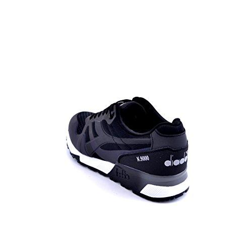 Diadora - Diadora N9000 MM Hologram Black 501.171824 01 80013 - 501.171824 01 80013 - EU 45 - UK 10.5 - US 11 - JP 29
