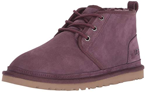 UGG Women's W Neumel Fashion Boot, Port, 6 M US (Purple Woman Ugg Boots)