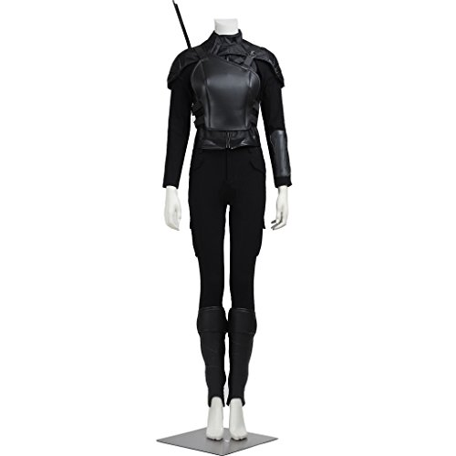 CosplayDiy Women's Suit for The Hunger Games III Mockingjay Cosplay CM (The Hunger Games: Catching Fire Katniss Costume For Women)