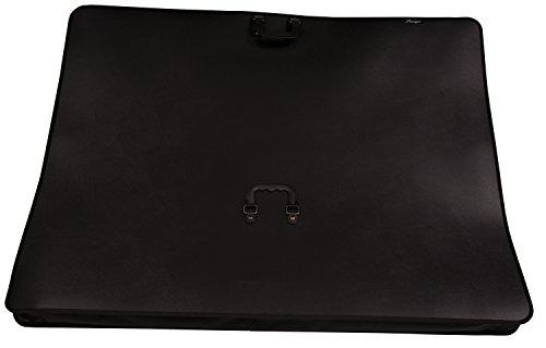 Alvin Prestige Zippered Artists Portfolio, 32 X 42 in, Black